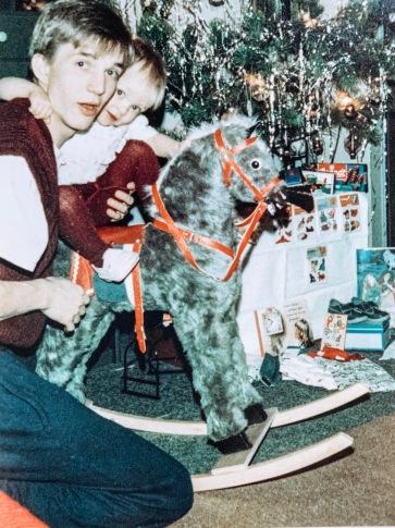 Christmas 1986.